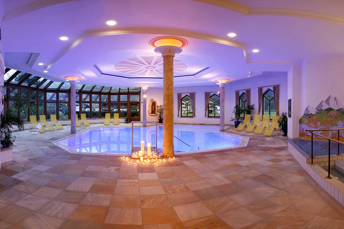 Indoor Pool Sonnenhof